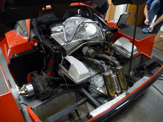 F40 Engine- this photo doesn't really belong anywhere