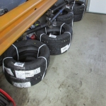 Endurance racing- tires required