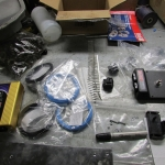 PDM wiring components