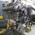 Dailey 6 stage oil pump shown