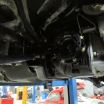 3.2 Euro rear differential and subframe