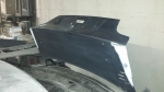 M3 decklid prepared for paint.