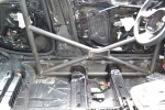 Roll cage driver side